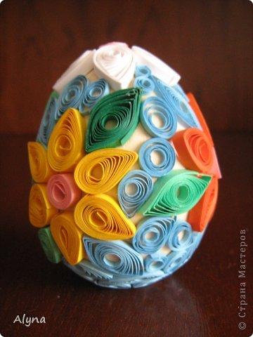 Это яйцо я оставила себе . фото 3