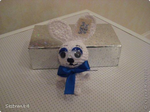 "Талисман ""Сочи 2014"", мишка фото 2"