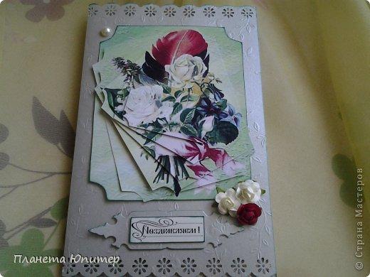 Привет всем! У меня сегодня очередной дебют... Опробирую для себя новый тип открыток... Это 3Д открыточки. Идею и материалы для таких открыток взяла у нашей дорогой Корнаточки. У нее там много взяких образцов, но мне интересными показались именно эти... http://stranamasterov.ru/node/576305 - ссылка на работы Корнаты... http://www.liveinternet.ru/users/4497417/post265724000 - ссылка на 3Д картинки... фото 5