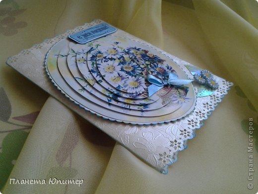 Привет всем! У меня сегодня очередной дебют... Опробирую для себя новый тип открыток... Это 3Д открыточки. Идею и материалы для таких открыток взяла у нашей дорогой Корнаточки. У нее там много взяких образцов, но мне интересными показались именно эти... http://stranamasterov.ru/node/576305 - ссылка на работы Корнаты... http://www.liveinternet.ru/users/4497417/post265724000 - ссылка на 3Д картинки... фото 7