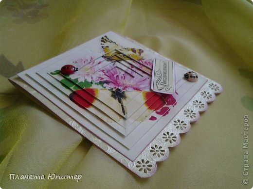 Привет всем! У меня сегодня очередной дебют... Опробирую для себя новый тип открыток... Это 3Д открыточки. Идею и материалы для таких открыток взяла у нашей дорогой Корнаточки. У нее там много взяких образцов, но мне интересными показались именно эти... http://stranamasterov.ru/node/576305 - ссылка на работы Корнаты... http://www.liveinternet.ru/users/4497417/post265724000 - ссылка на 3Д картинки... фото 13