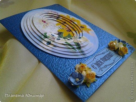 Привет всем! У меня сегодня очередной дебют... Опробирую для себя новый тип открыток... Это 3Д открыточки. Идею и материалы для таких открыток взяла у нашей дорогой Корнаточки. У нее там много взяких образцов, но мне интересными показались именно эти... http://stranamasterov.ru/node/576305 - ссылка на работы Корнаты... http://www.liveinternet.ru/users/4497417/post265724000 - ссылка на 3Д картинки... фото 19