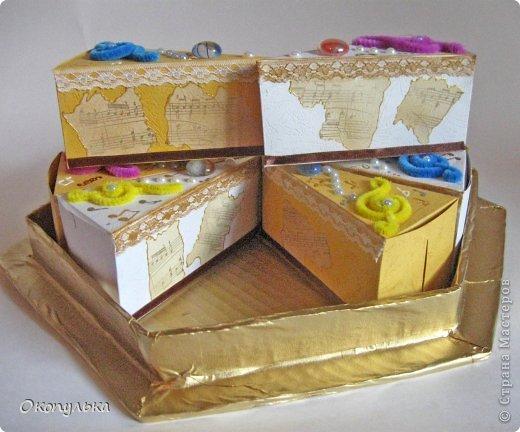 Коробка, которой я категорически недовольна, очень сильно в себе разочаровалась ((((( фото 4