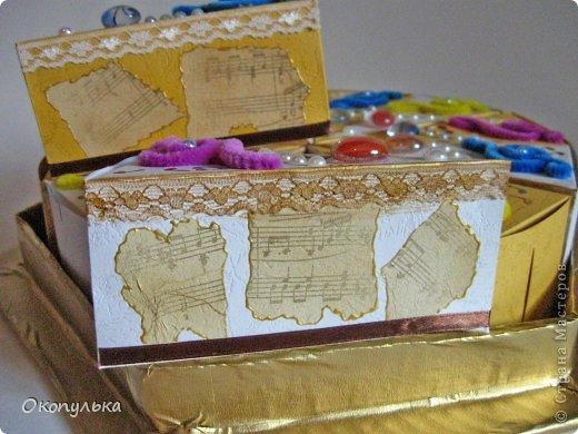 Коробка, которой я категорически недовольна, очень сильно в себе разочаровалась ((((( фото 5