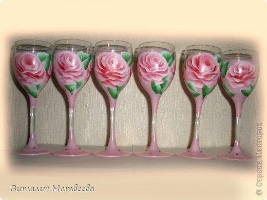 Подарочные бокалы фото 3