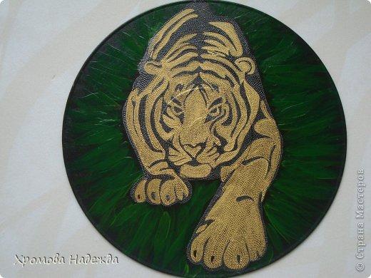 Крадущийся тигр. фото 1