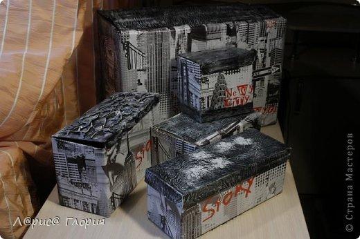 Рада Вас видеть! Так я оформила коробки для красивого мусора. У меня столько всего скопилось, что встал вопрос хранения богатств. Семья возмущается!  фото 2