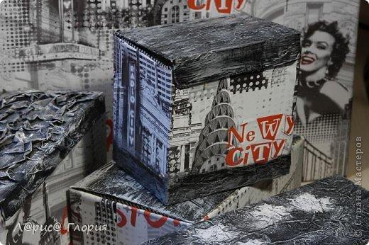 Рада Вас видеть! Так я оформила коробки для красивого мусора. У меня столько всего скопилось, что встал вопрос хранения богатств. Семья возмущается!  фото 5