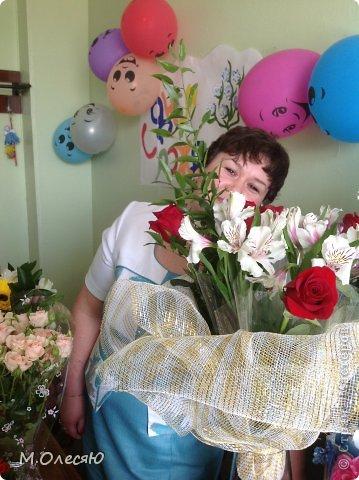 вот такое панно получилось у меня из бережно засушенных цветов после моего дня рождения! маленькое напоминание о милых букетиках. Моя любимая помощница, милая девушка, насушила цветов от подаренных мне букетов. из этого мы бвстренько соорудили вот такую картиночку. фото 5