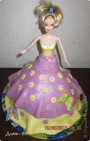 Торт Смешарики фото 3