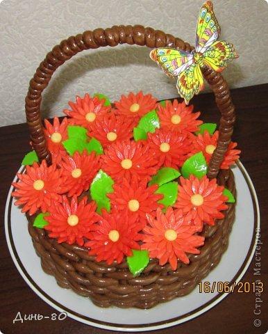 Торт Смешарики фото 6