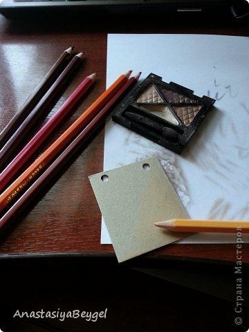 ☼ Винтажный блокнотик ☼ фото 4