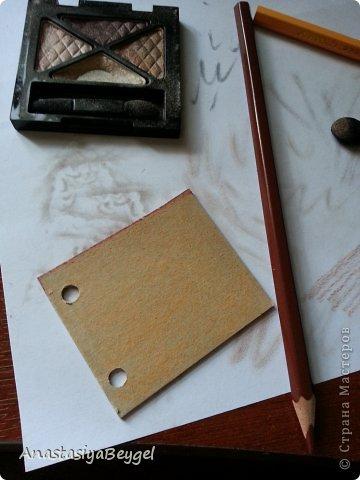 ☼ Винтажный блокнотик ☼ фото 5