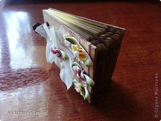☼ Винтажный блокнотик ☼ фото 9
