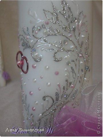 Здравствуйте, дорогие Мастерицы!))Сегодня у меня солянка из свит-дизайна и свадебного.Сначала большая корзина.В ней 65 розочек с рафаэлло. Заказала племянница, на юбилей тёте ( 65- лет, 65- роз!) фото 14