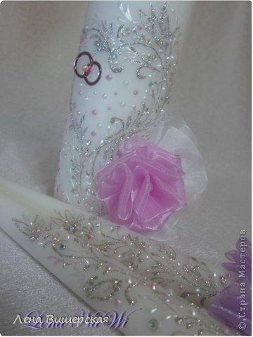Здравствуйте, дорогие Мастерицы!))Сегодня у меня солянка из свит-дизайна и свадебного.Сначала большая корзина.В ней 65 розочек с рафаэлло. Заказала племянница, на юбилей тёте ( 65- лет, 65- роз!) фото 13