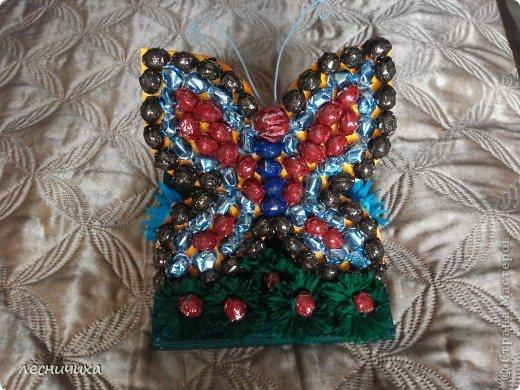 Сладкая бабочка