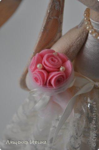 Свадебные зайки. фото 3
