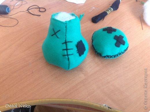 И так ^^ Сейчас я расскажу как я создавал своё творение ^^ На этом фото вы видите его уже в готовом состоянии ^^ фото 3
