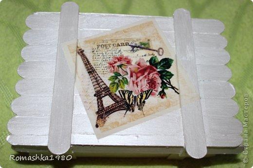 С мечтой о Париже! фото 2