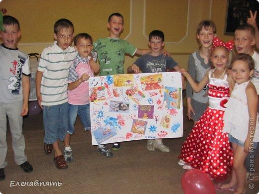 Плакат для моих двойняшек к 8 летию.Мы повесили на школьную доску,а одноклассники писали свои пожелания на листиках и клали их в конвертик.Потом плакат украсил зал,где праздновали День рождение. фото 12