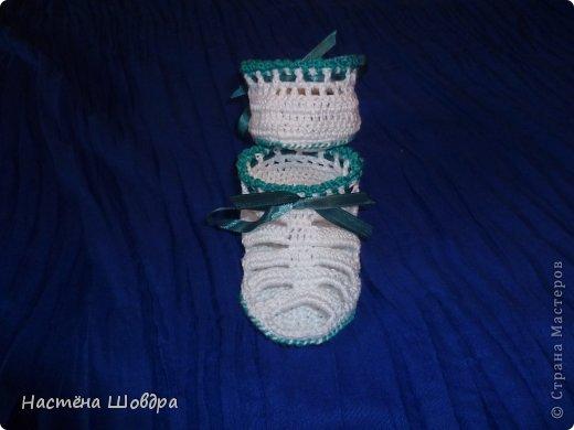 босоножки для малыша фото 3