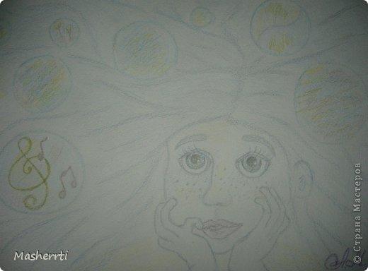 Знакомьтесь))) Это Мариса - мой внутренний ребенок... Появилась из неоткуда)) из Вселенной))   фото 3