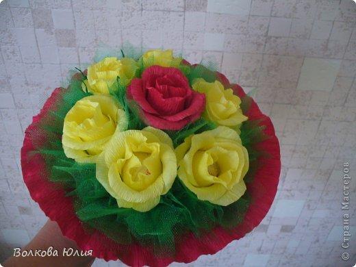 Букет роз фото 4