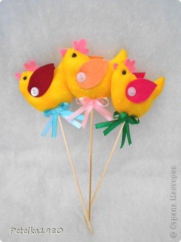 Цыплятки для детского сада. фото 1