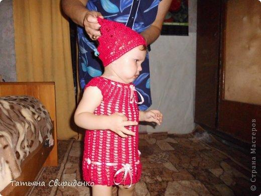 Закончился комплект для Алинки к празднику Тройцы.  фото 2