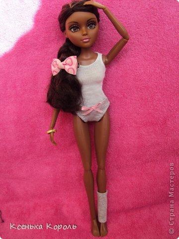 Всем привет!!! Вот сшила ( вручную ) спальный комплект для Виолетты. фото 3