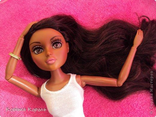 Всем привет!!! Вот сшила ( вручную ) спальный комплект для Виолетты. фото 6