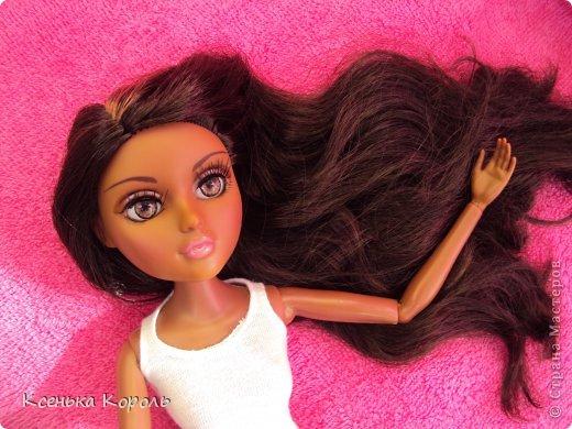 Всем привет!!! Вот сшила ( вручную ) спальный комплект для Виолетты. фото 7