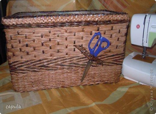 Kufřík na šicí stroj фото 3