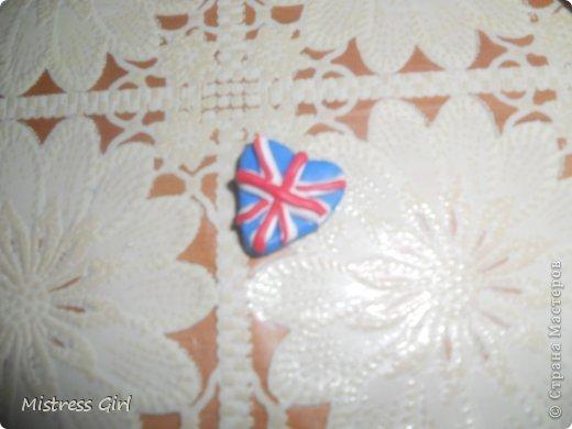 Привет всем!Этот Великобританский брелок,я сделала совершенно случайно.Мк ниже фото 8