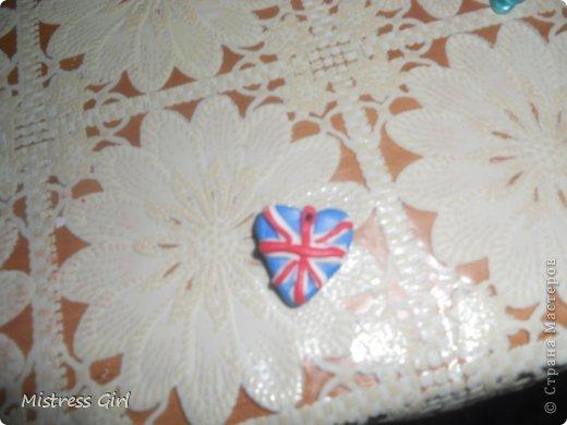 Привет всем!Этот Великобританский брелок,я сделала совершенно случайно.Мк ниже фото 10
