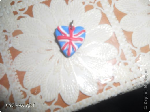 Привет всем!Этот Великобританский брелок,я сделала совершенно случайно.Мк ниже фото 11