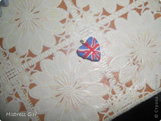 Привет всем!Этот Великобританский брелок,я сделала совершенно случайно.Мк ниже фото 1