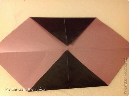 Привет! Хочу показать как сделать милую парочку медведей) http://origami-handmade.ru/wp-content/uploads/2012/04/2bear.png  фото 3