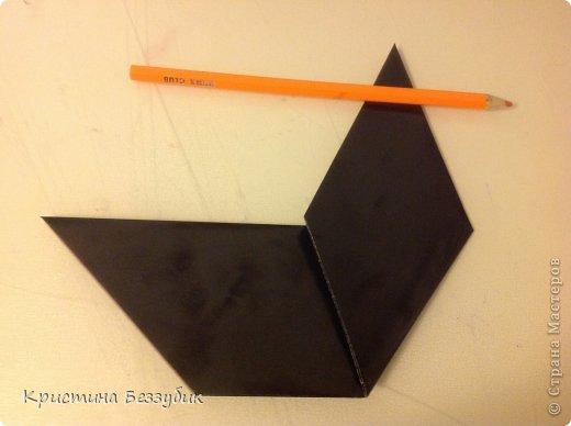 Привет! Хочу показать как сделать милую парочку медведей) http://origami-handmade.ru/wp-content/uploads/2012/04/2bear.png  фото 5