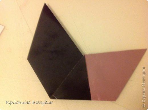 Привет! Хочу показать как сделать милую парочку медведей) http://origami-handmade.ru/wp-content/uploads/2012/04/2bear.png  фото 8