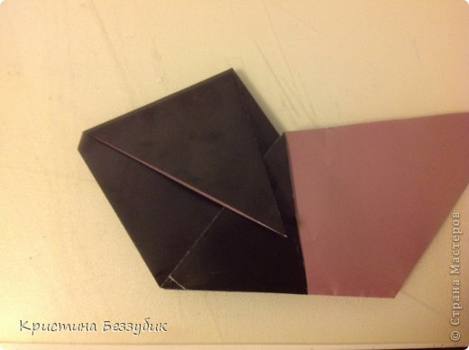 Привет! Хочу показать как сделать милую парочку медведей) http://origami-handmade.ru/wp-content/uploads/2012/04/2bear.png  фото 9