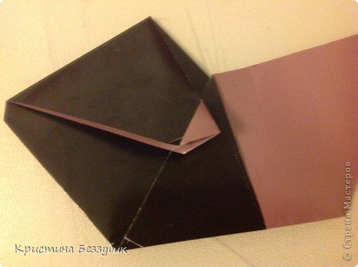 Привет! Хочу показать как сделать милую парочку медведей) http://origami-handmade.ru/wp-content/uploads/2012/04/2bear.png  фото 11