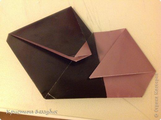Привет! Хочу показать как сделать милую парочку медведей) http://origami-handmade.ru/wp-content/uploads/2012/04/2bear.png  фото 12