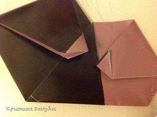 Привет! Хочу показать как сделать милую парочку медведей) http://origami-handmade.ru/wp-content/uploads/2012/04/2bear.png  фото 13
