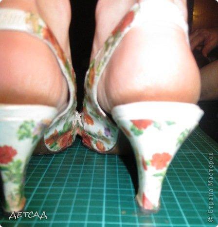 Туфельки обновление фото 4