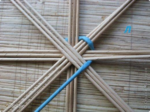 Мастер-класс Поделка изделие Плетение Разноцветные совята Бумага газетная Трубочки бумажные фото 11