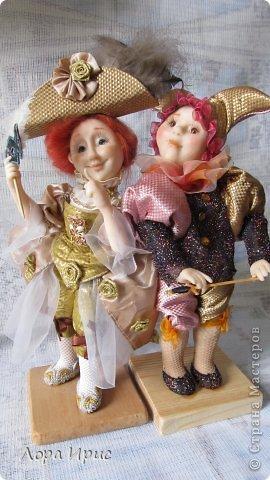 Разрешите представить Вам новую куклу.  фото 3