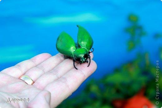 Лисенок и жук!) Басня фото 5