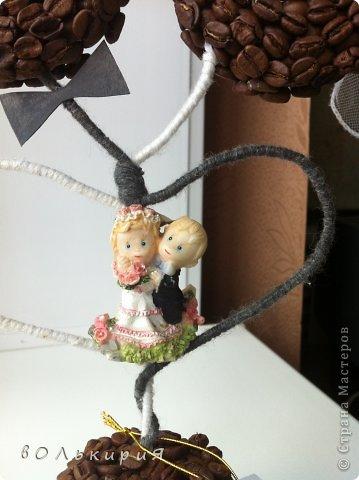 Вот такой подарочек подруге на 1 год  со дня свадьбы я соорудила) фото 3